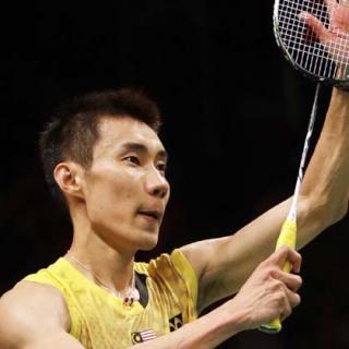 Lee Chong Wei Keseorangan Di Kejohanan Badminton Terbuka Indonesia 2014
