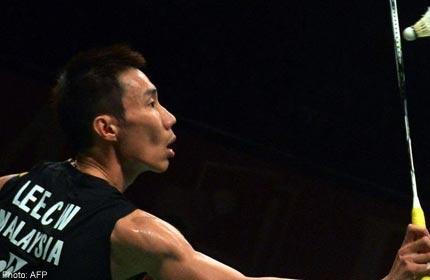 Lee Chong Wei Ketuai Saingan Malaysia Pada Badminton Terbuka Indonesia