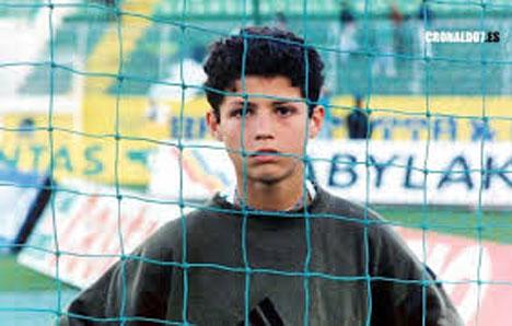 Ronaldo Bergaduh Dengan Samseng Pada Usia 15 Tahun