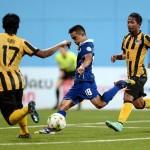Piala AFF Suzuki 2014 : Malaysia 2-3 Thailand