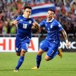 Piala AFF Suzuki 2014 : Thailand 3-0 Filipina (Semi Final 2)