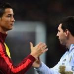 Ronaldo Ungguli Gol Messi Untuk Tahun 2014
