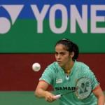 Keputusan Badminton Terbuka India 2015