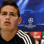 Video James Rodriguez Dikejar Polis