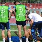 Video Cristiano Ronaldo Cedera Ketika Latihan Menjelang Final UCL