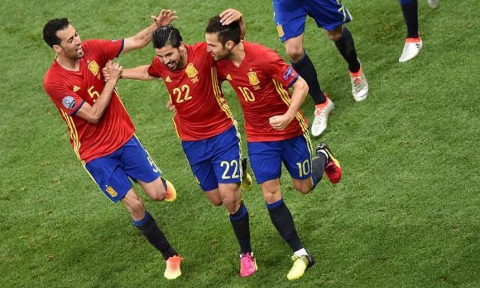 EURO 2016 Jadual Dan Keputusan Pusingan 16