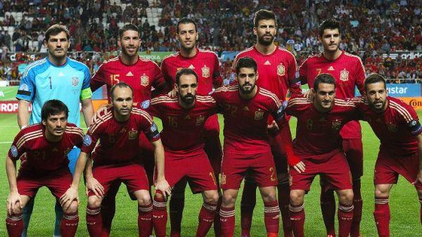 Senarai Pemain Sepanyol Untuk EURO 2016