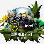 T1 Juara ESL One Summer 2021