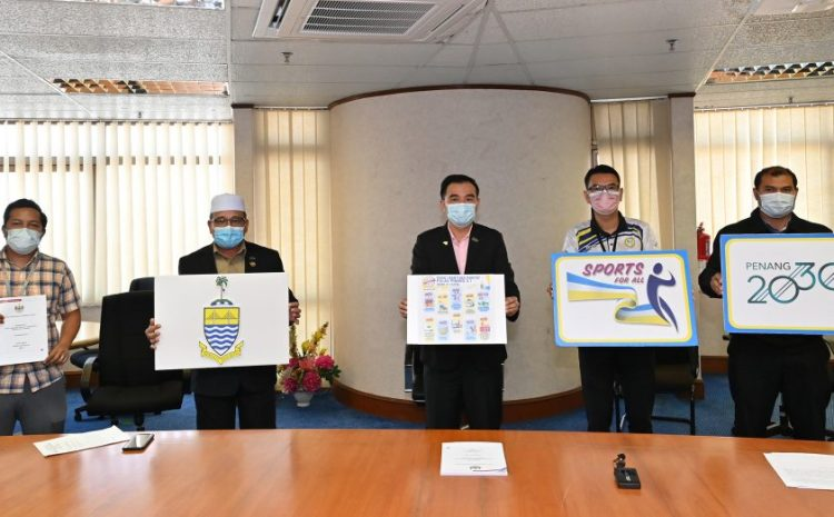 Online application for aid for Penang sports activity operators begins today till March 15