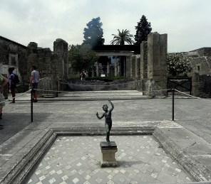 Statue of Faun- Duplicate