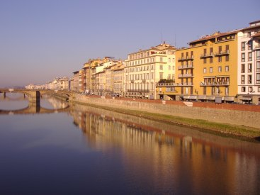 Florence and Arno