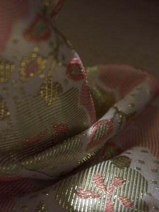Garment Fold behind