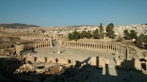 Oval Plaza Jerash