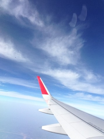 Air Asia Wing tip