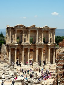 Library of Celsus, Ephesus