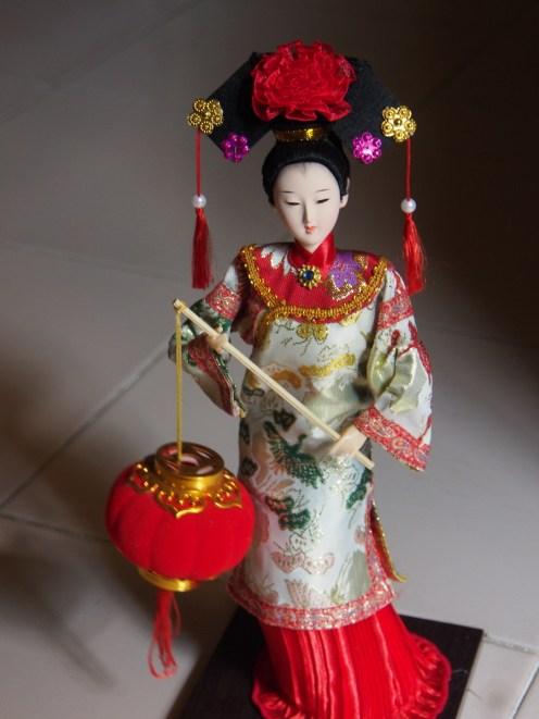 Qing Dynasty Doll