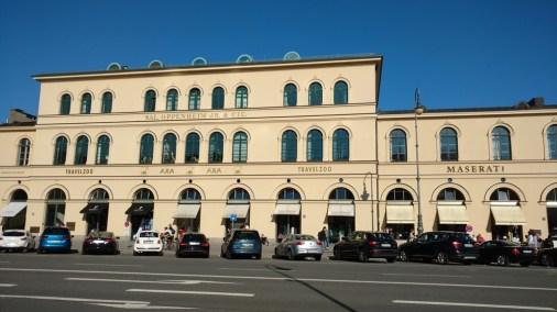 Near Odeonplatz
