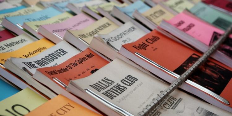 fot: Books movie titles scripts // CC0 Public Domain