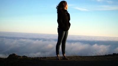 Kobieta na krańcu świata