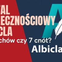 Portal społecznościowy Albicla  7 grzechów czy 7 cnót