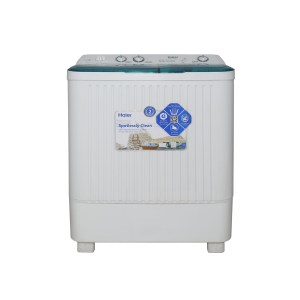 Haier 10 Kg Twin Tub Washing Machine HWM-100 BS
