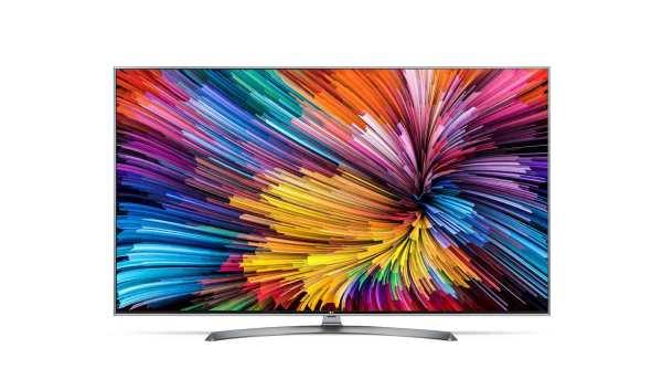LG 55 Inches Smart Super UHD LED TV 55UJ752