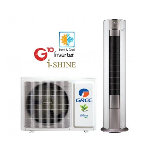 Gree Floor Standing Inverter AC 2 Ton GF 24ISH Heat & Cool 1