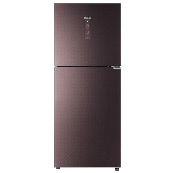 Haier 15 CFT Top Mount Refrigerator 368TDC 1