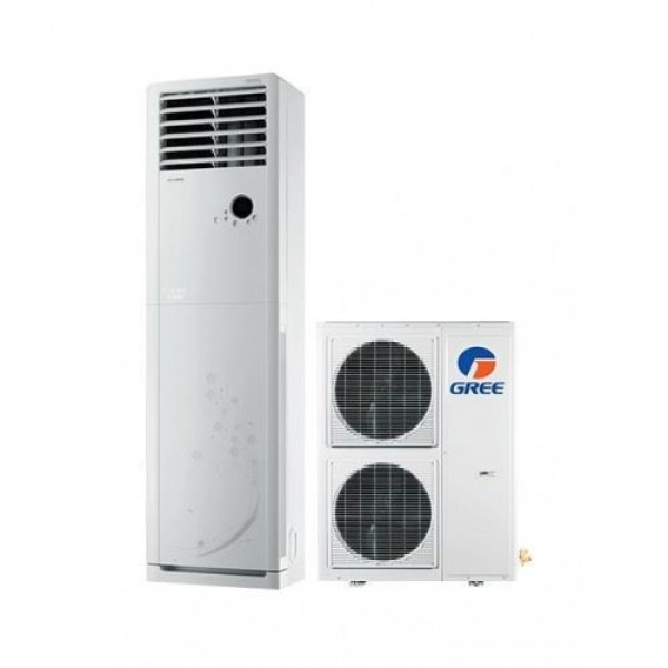 GREE 2 TON AIR CONDITIONER FLOOR STANDING CABINET 24CDH (HEAT &COOL) 1