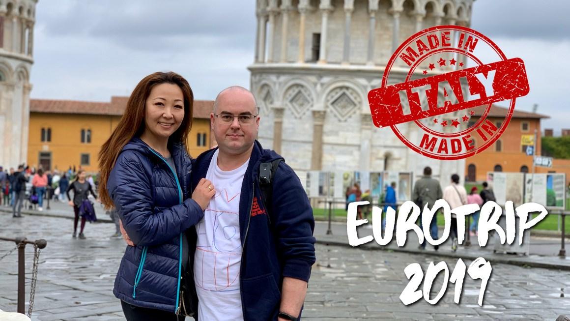 🇪🇺 EuroTrip 2019 – 🇮🇹 Italy