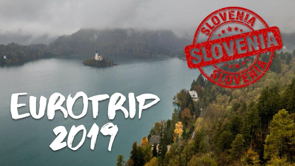 🇪🇺 EuroTrip 2019 – 🇸🇮 Slovenia (Bled) – Фотки