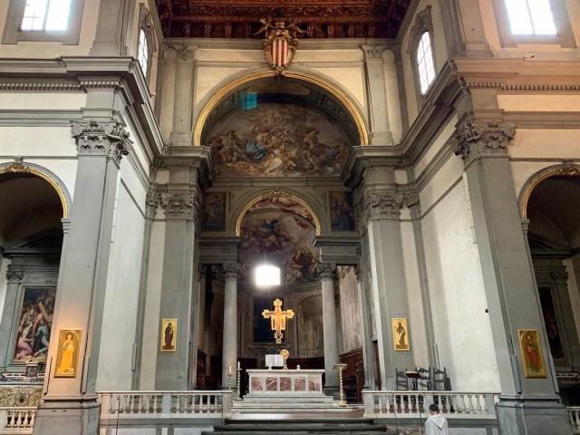 Флорентійське абатство (Badia Fiorentina - Monastero)