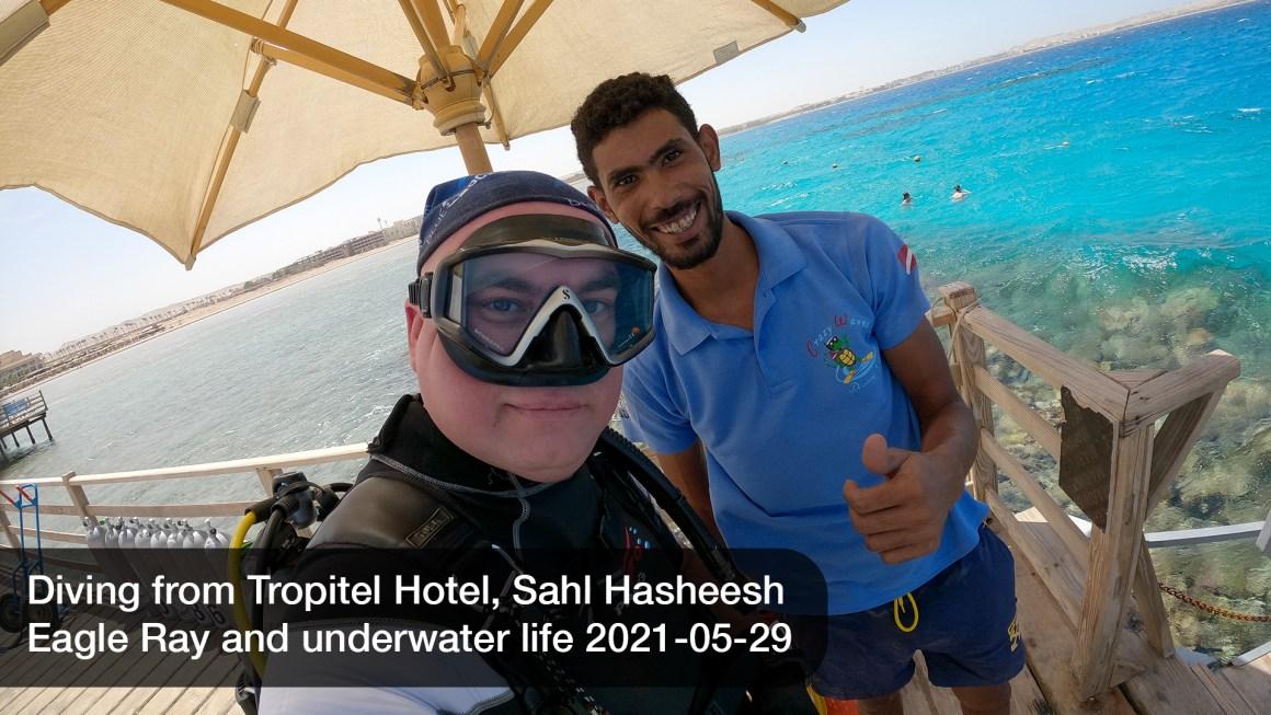 🇪🇬 Египет: 🤿 Дайвинг выходного дня в Красном море (2021-05-29)