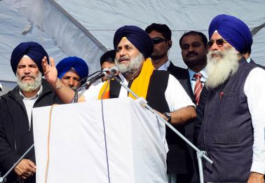 SAD win at Khadoor Sahib will be a win for development -Sukhbir Singh Badal (3)