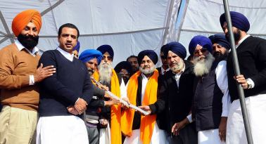 SAD win at Khadoor Sahib will be a win for development -Sukhbir Singh Badal (5)