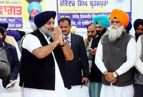 SAD win at Khadoor Sahib will be a win for development -Sukhbir Singh Badal (6)