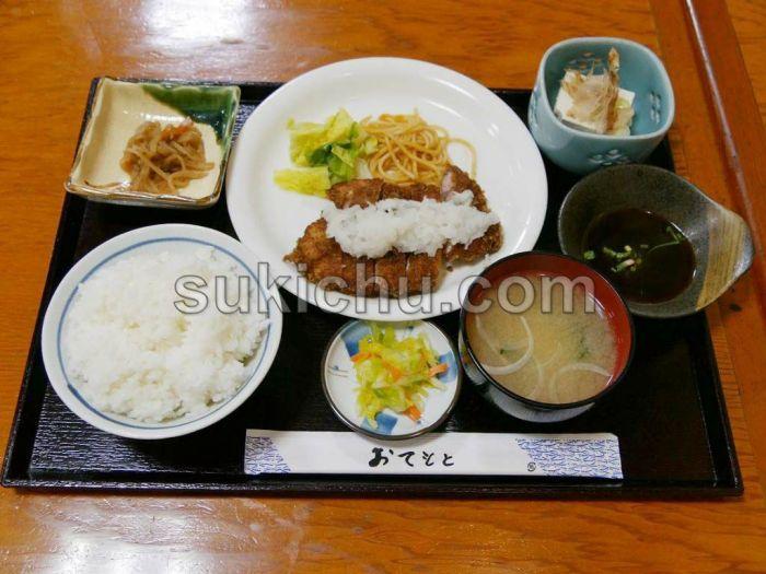 富士食堂水戸和定食