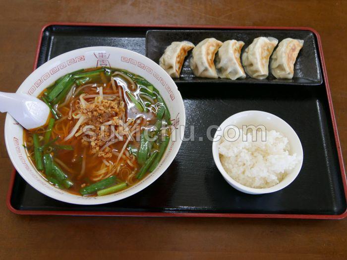 中国料理鴻福水戸