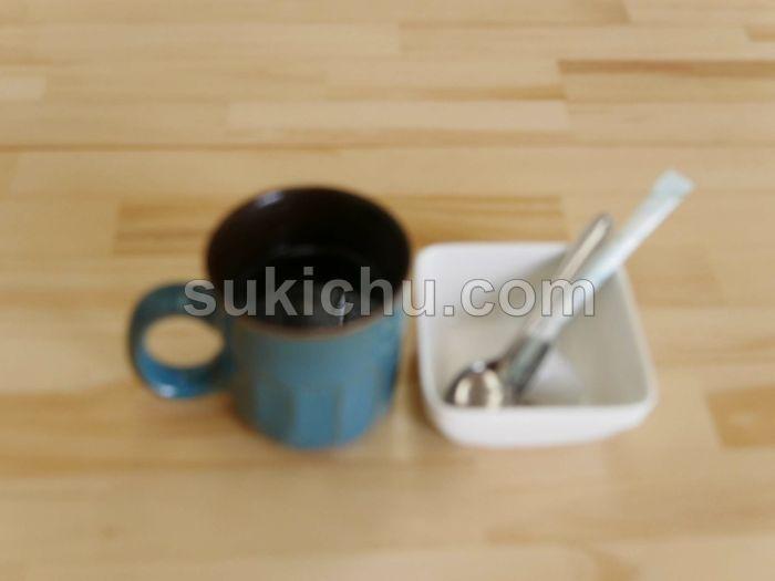 酒処結ホットコーヒー
