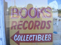 Books, records, collectables
