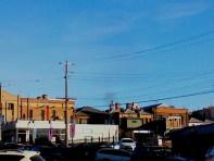 Ballarat, frosty morning