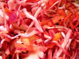 coleslaw colour