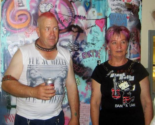 old punks haha