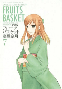 Fruits Basket Ritsu