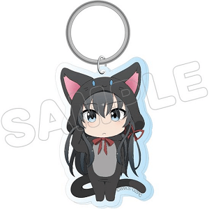 My Teen Romantic Comedy SNAFU Key Chain