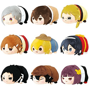 Bungo Stray Dog Plushes