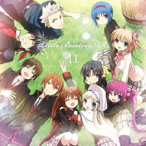 Little Busters! CD
