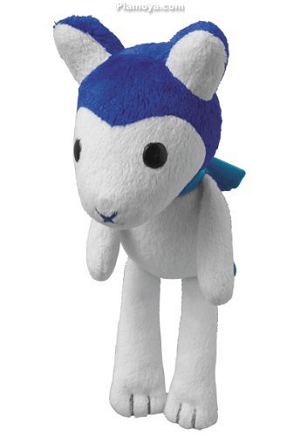 Wolf Children Plush Doll