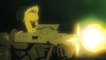 Ghost in the Shell The New Movie Batou