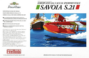 Porco Rosso Savoia S.21